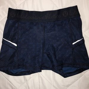 LULULEMON elastic running shorts (4)